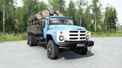 ZIL-133ГЯС for MudRunner