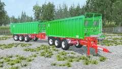 Kroger Agroliner TAW 30 convoy for Farming Simulator 2015