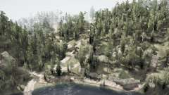 Silver Island for MudRunner