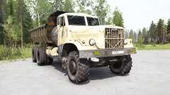 KrAZ-256Б1 for MudRunner