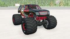 CRD Monster Truck v1.16 for BeamNG Drive