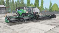 New Holland CR10.95 pigment green for Farming Simulator 2017