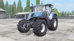 New Holland T7000-series 2009 for Farming Simulator 2017