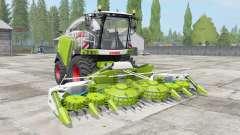 Claas Jaguar 900 pipe XL for Farming Simulator 2017
