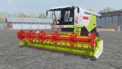 Claas Lexion 670 TerraTrac celery for Farming Simulator 2013