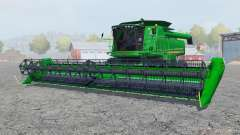 John Deere 9770 STS pantone green for Farming Simulator 2013