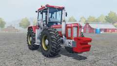 Schluter Super-Trac 2500 VL add disc weight for Farming Simulator 2013