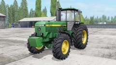 John Deerᶒ 4555-4955 for Farming Simulator 2017