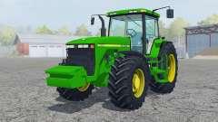 John Deere 8400 animated element for Farming Simulator 2013