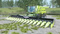 Case IH Axial-Flow 9230 work speed increased for Farming Simulator 2015