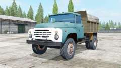 ZIL-MMZ-4502 4x4 for Farming Simulator 2017