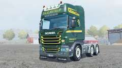 Scania R500 Topline for Farming Simulator 2013