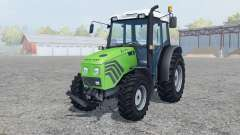 Deutz-Fahr Agroplus 77 moderate lime green for Farming Simulator 2013