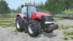 Case IH Magnum 380 CVT real engine for Farming Simulator 2015