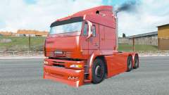 KamAZ-6460 Turbo Diesel for Euro Truck Simulator 2