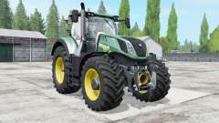 New Holland T7.290 and T7.315 for Farming Simulator 2017