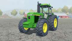 John Deere 4455 for Farming Simulator 2013