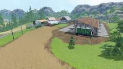 Watts Farm v1.2 for Farming Simulator 2015
