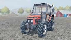 Zetor 7745 front loader for Farming Simulator 2013