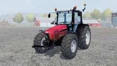 Same Explorer³ 105 fiery rose for Farming Simulator 2013