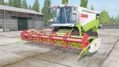 Claas Lexion 400 animated chopper for Farming Simulator 2017