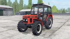 Zetor 6211-7245 configuration engine for Farming Simulator 2017
