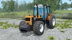 Renault 155.54 TX 1991 for Farming Simulator 2015