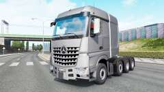 Mercedes-Benz Arocs SLT v1.5.5.1 for Euro Truck Simulator 2
