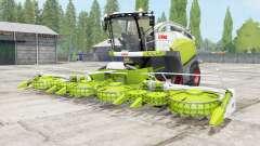 Claas Jaguar 900 TerraTrac for Farming Simulator 2017