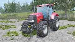 Case IH Puma 160 CVX real engine for Farming Simulator 2015