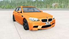 BMW M5 (F10) 2011 for BeamNG Drive