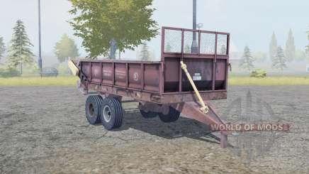 ROW-6 for Farming Simulator 2013