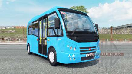 Karsan Jest 2013 for Euro Truck Simulator 2