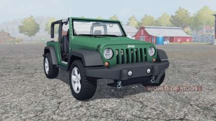 Jeep Wrangler (JK) for Farming Simulator 2013