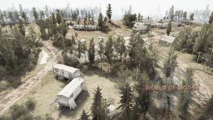 Illegal Logging for MudRunner