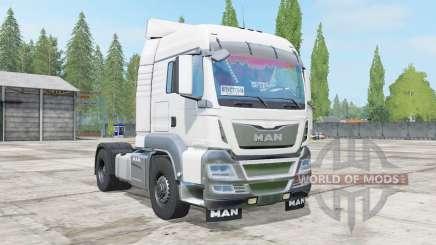 MAN TGS 4x2 for Farming Simulator 2017