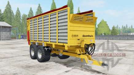 Veenhuis W400 bright Sun for Farming Simulator 2017