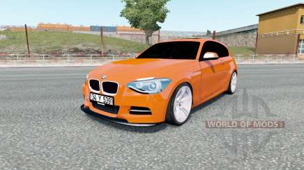 BMW M135i 3-door (F21) 2015 for Euro Truck Simulator 2