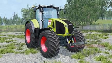 Claas Axioɳ 950 for Farming Simulator 2015