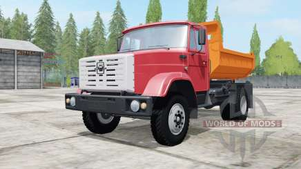 ZIL-MMZ-45085 4x2 for Farming Simulator 2017