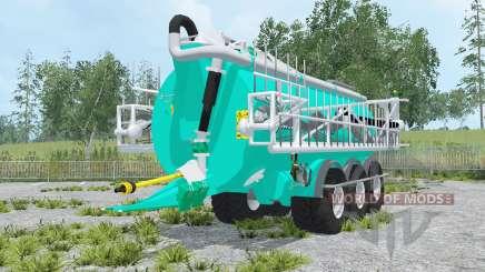 Samson PG II 25 for Farming Simulator 2015