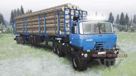 Tatra T815 v2.0 for Spin Tires