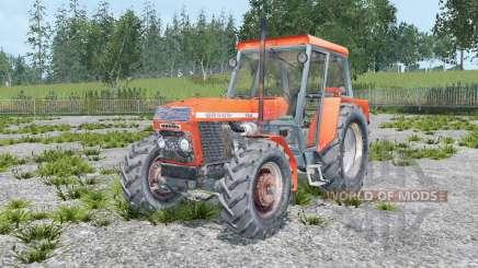 Ursus 1224 animation wipers for Farming Simulator 2015