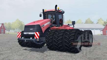 Case IH Steiger 600 drilling tires for Farming Simulator 2013
