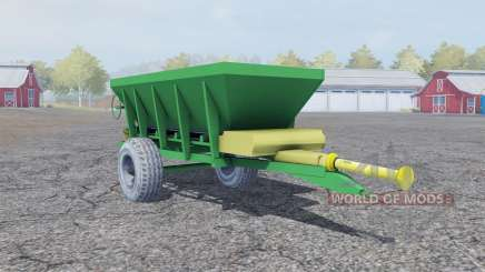 Unia RCW 3000 for Farming Simulator 2013