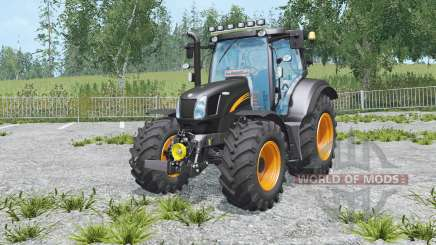 New Holland T6.160 GoEdition for Farming Simulator 2015