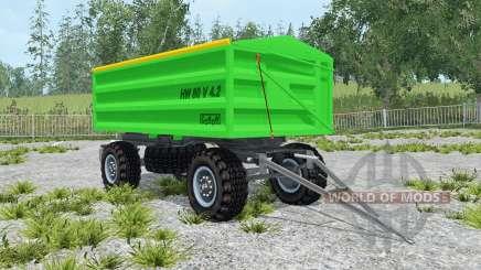 Conow HW 80 V4.2 for Farming Simulator 2015
