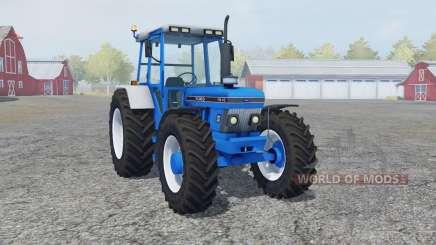Ford 7810 1988 for Farming Simulator 2013