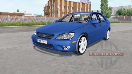 Lexus IS 300 (XE10) 2005 for Euro Truck Simulator 2