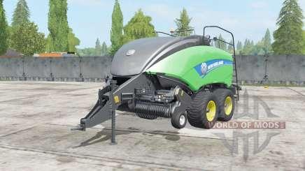 New Holland BigBaler 1290 color selection for Farming Simulator 2017